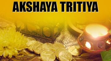 Akshaya tritiya 2014
