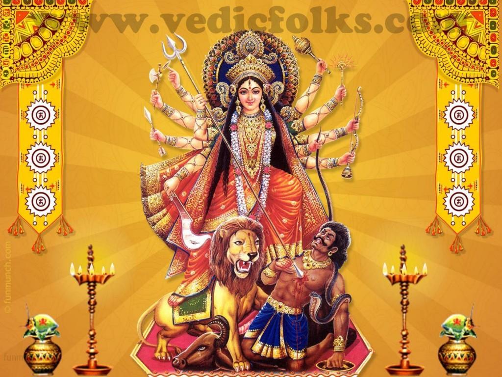 Durga Homam - VedicFolks
