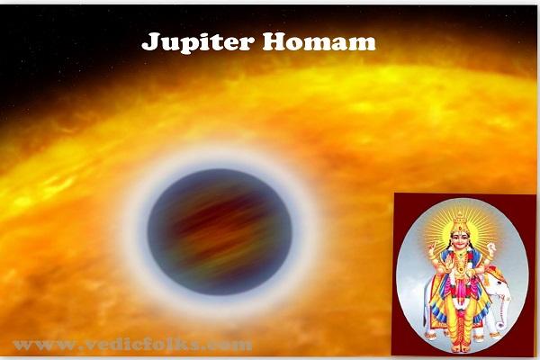 Jupiter Homam