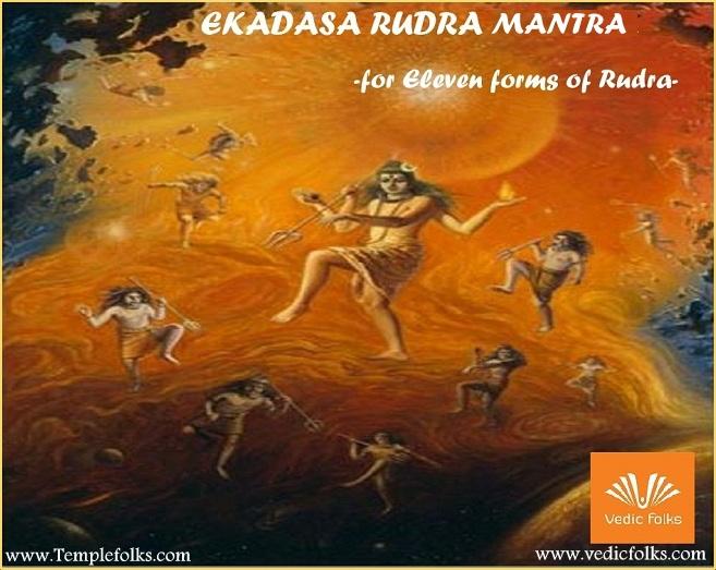Ekadasa Rudra Mantra