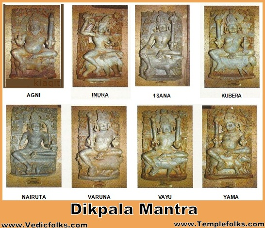 Ten Dikpala Mantra - Vedicfolks Blog