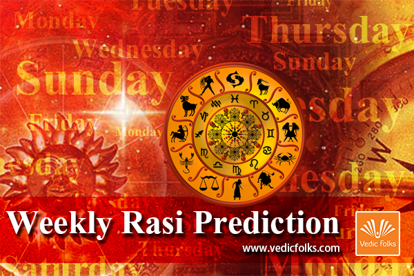 Weekly Rasi Prediction