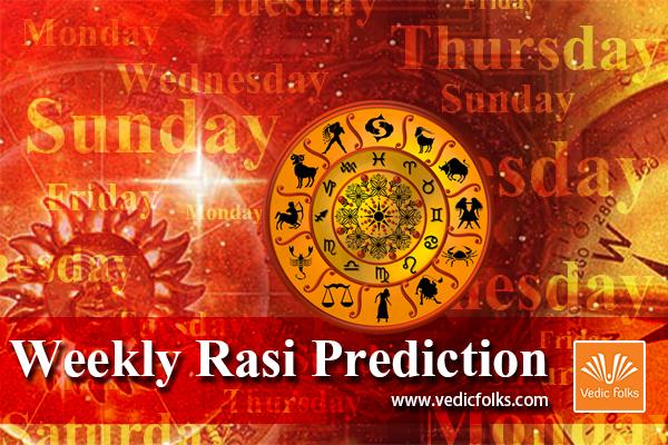 Weekly Rasi Prediction