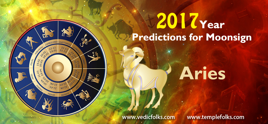 Aries horoscope 2017