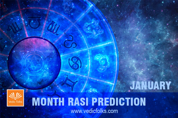 Monthly rasi prediction