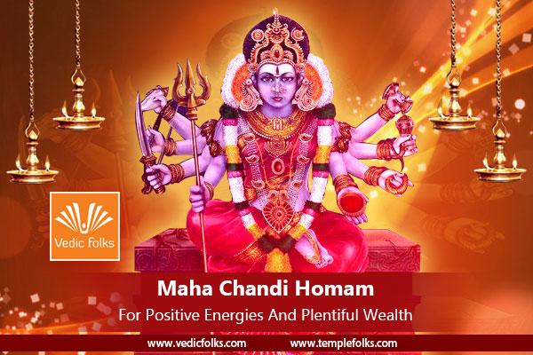 Maha Chandi Homam