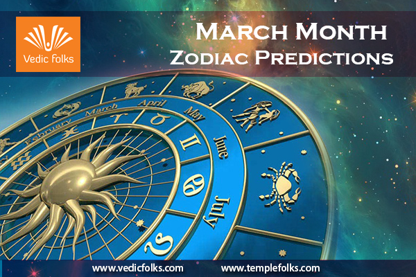 March Month zodiac predictions