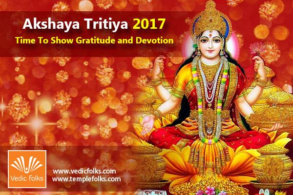 Akshaya Tritiya 2017