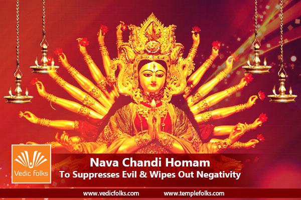 Nava Chandi Homam