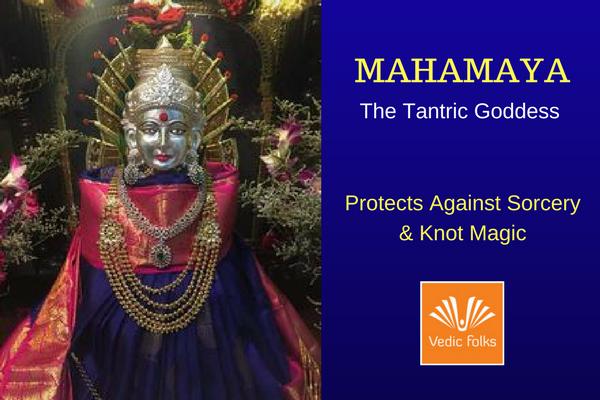 Mahamaya Goddess