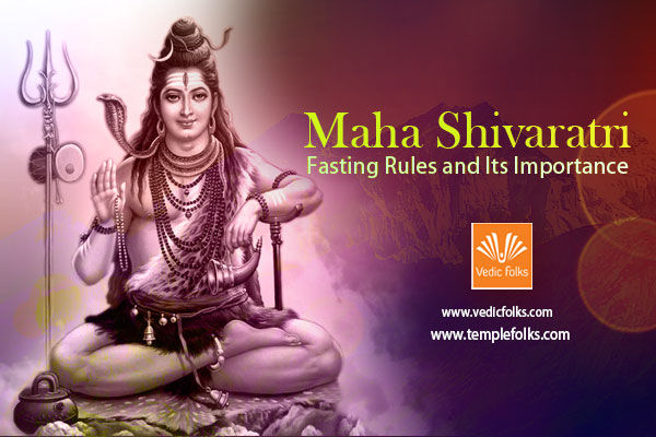 Maha Shivaratri Fasting Rules and Its Importance