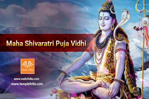Maha Shivratri Puja Vidhi