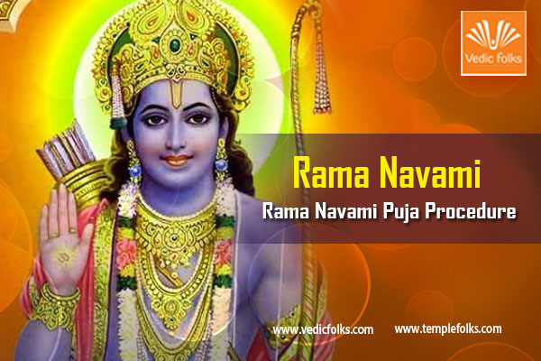 Rama Navami Puja Procedure