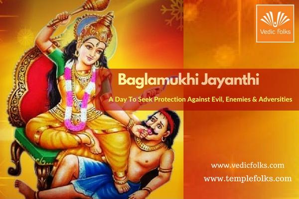 Baglamukhi Jayanthi