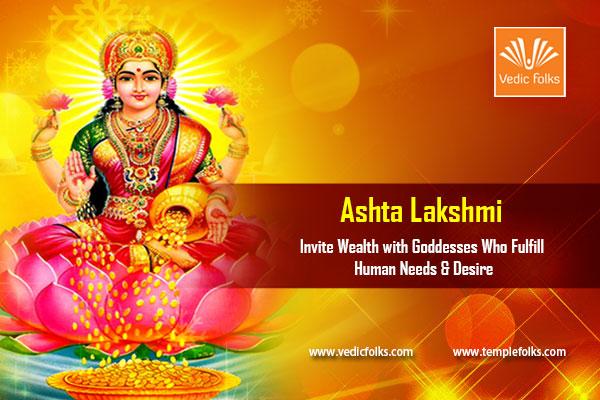 AshtaLakshmi Puja