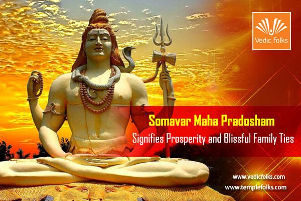 Somavara Maha Pradosham