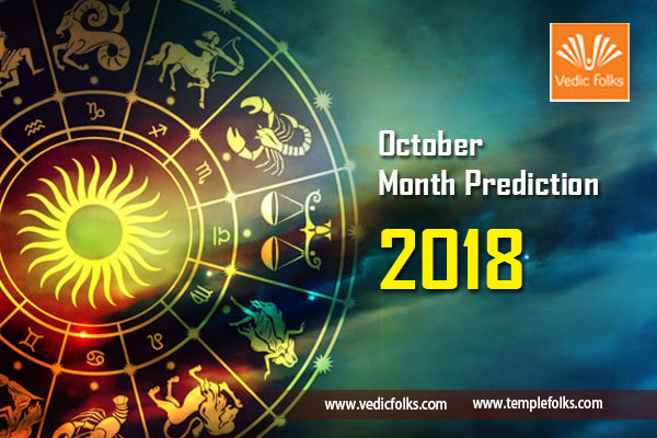 October Month Prediction 2018