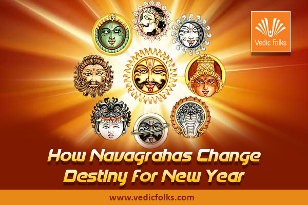 How Navagrahas Change Destiny for New Year