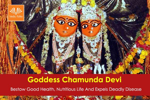 Goddess Chamunda Devi